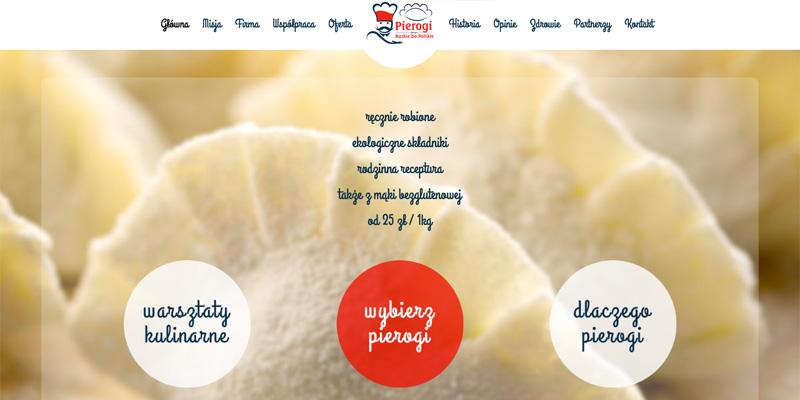 strona www dla małej firmy