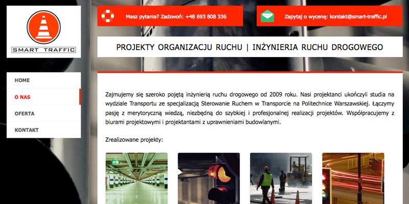 Strona www dla inżyniera