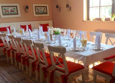 Strona www dla restauracji