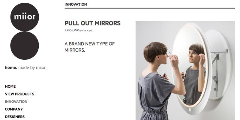 nowoczesna strona www